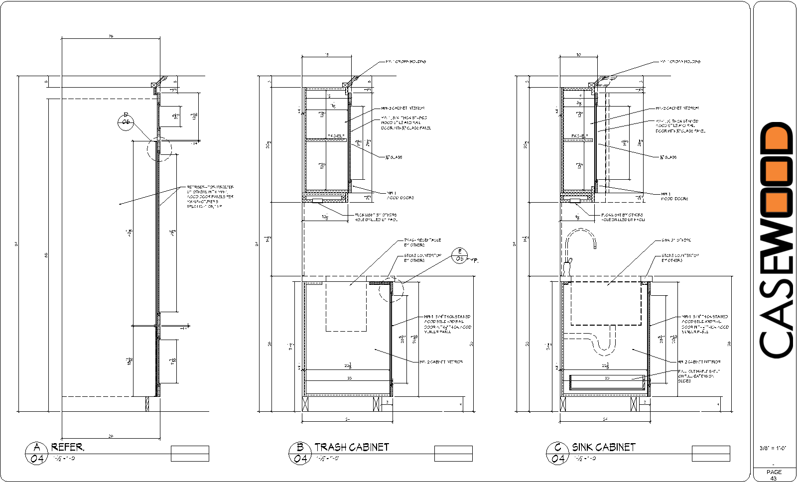 Cad Drawings Of Kitchen Cabinets Modern Kitchen Cabinets Cad Elevation Interior Layout